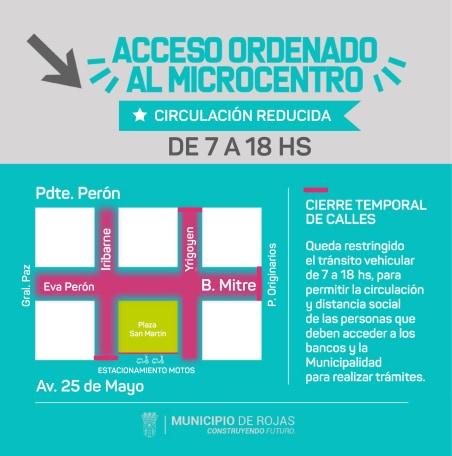 Microcentro peatonal