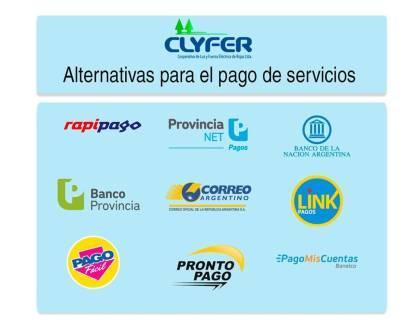 Clyfer pagos