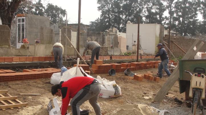 Obras Cementerio 2